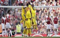 Hasil Premier League: Arsenal Dipermalukan Crystal Palace di Kandang Sendiri