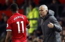 Anthony Martial sudah memperkuat penyerang Manchester United